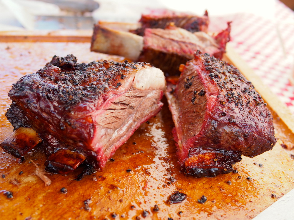 Копченая говядина в домашних условиях