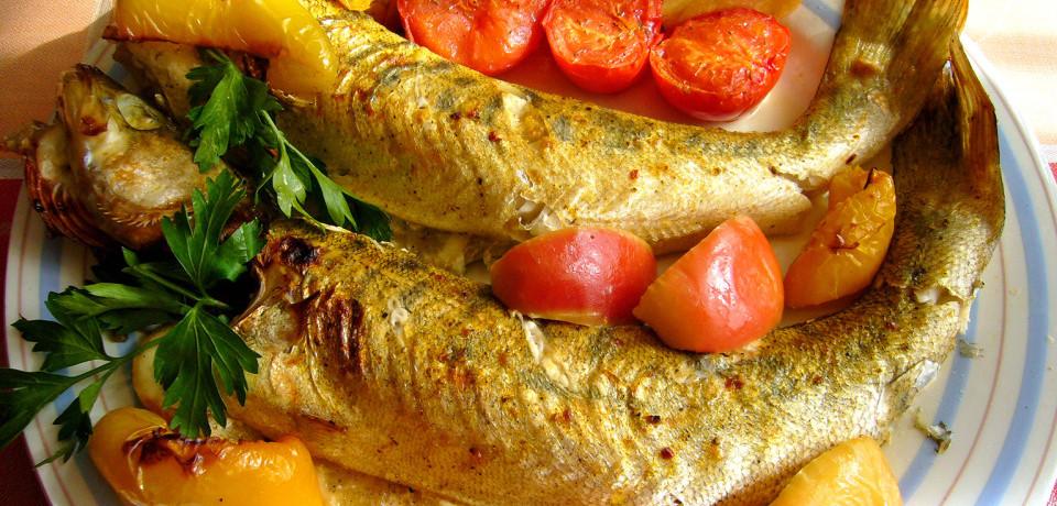 Домашняя копченая рыба